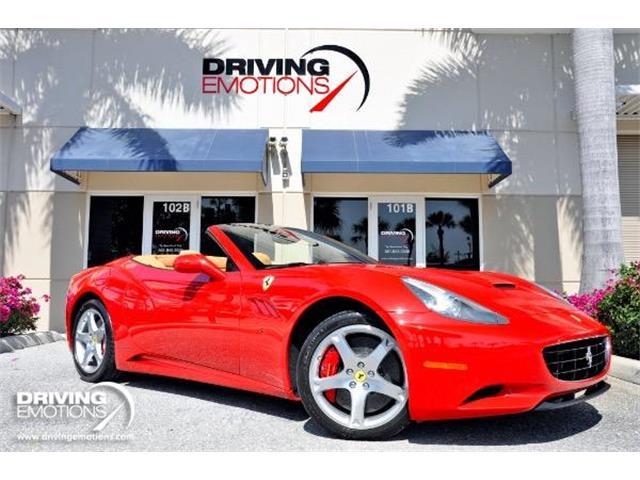 2009 Ferrari California (CC-1343540) for sale in West Palm Beach, Florida