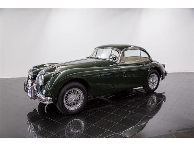 1961 Jaguar XK (CC-1343541) for sale in St. Louis, Missouri