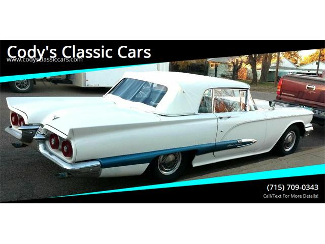 1959 Ford Thunderbird (CC-1343559) for sale in Stanley, Wisconsin