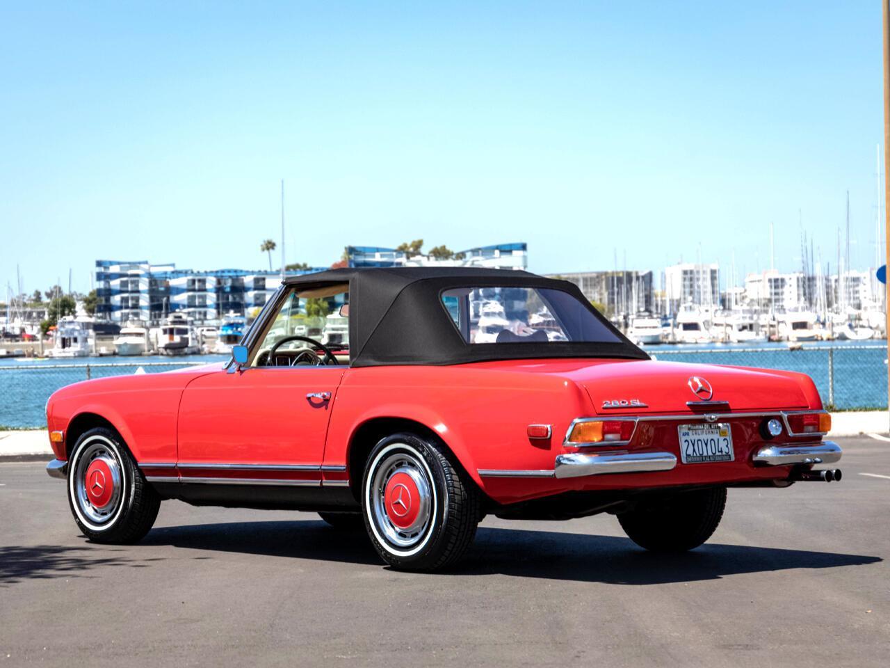 1969 Mercedes-Benz 280SL (CC-1340357) for sale in Marina Del Rey, California