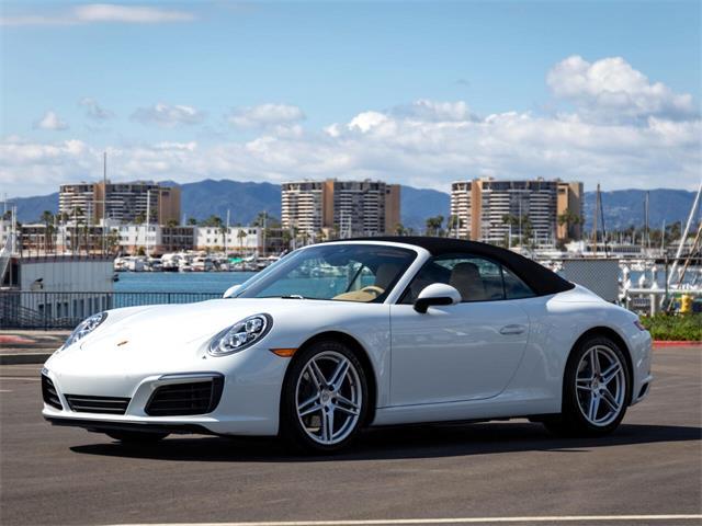 2017 Porsche 911 (CC-1340358) for sale in Marina Del Rey, California
