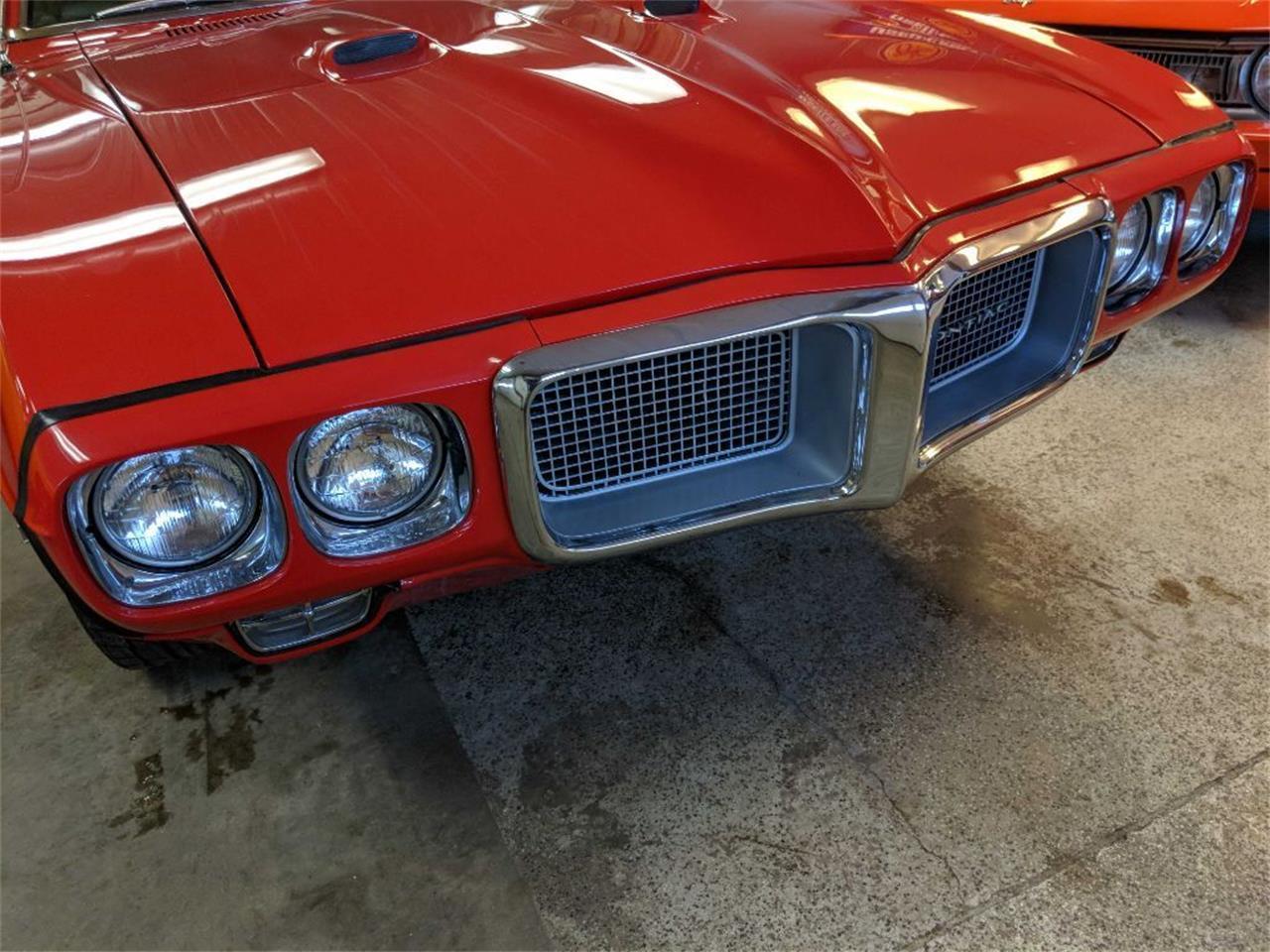 1969 Pontiac Firebird (CC-1343599) for sale in Spirit Lake, Iowa