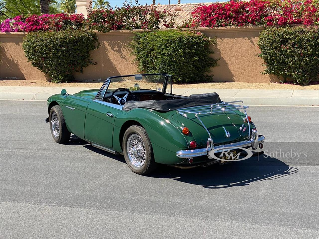 1967 Austin-Healey 3000 Mark III BJ8 (CC-1343603) for sale in Culver City, California