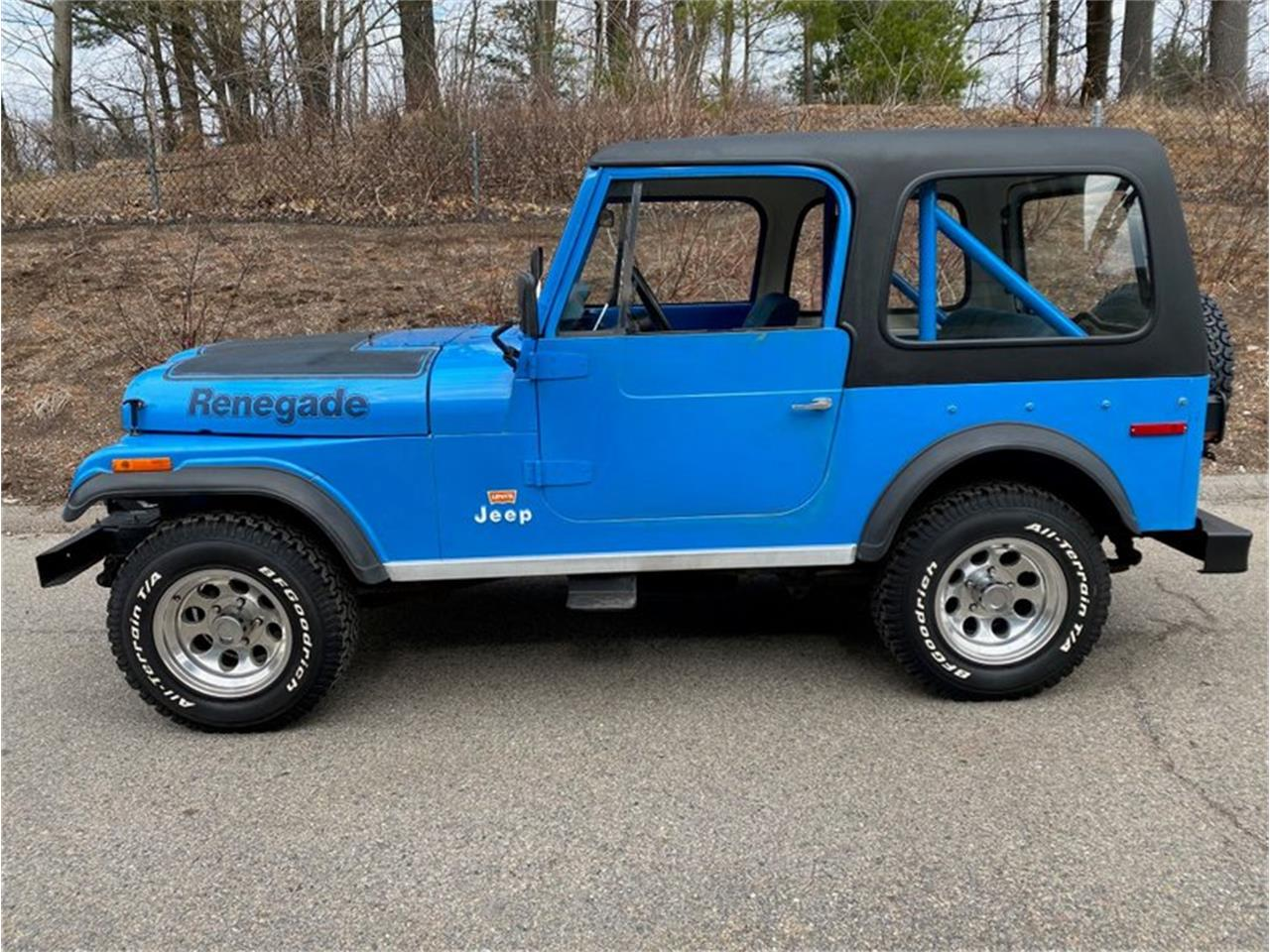 1978 Jeep CJ7 (CC-1343605) for sale in Jacksonville, Florida