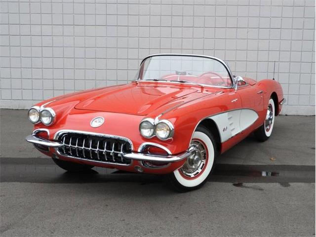 1960 Chevrolet Corvette (CC-1343619) for sale in Auburn Hills, Michigan