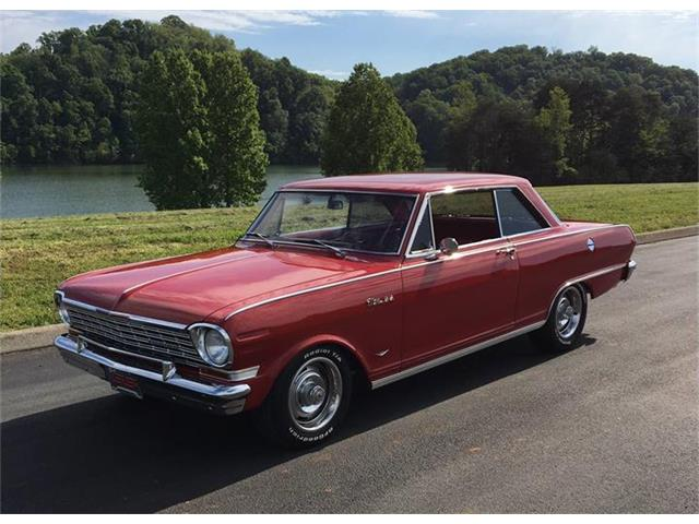 1964 Chevrolet Nova II SS