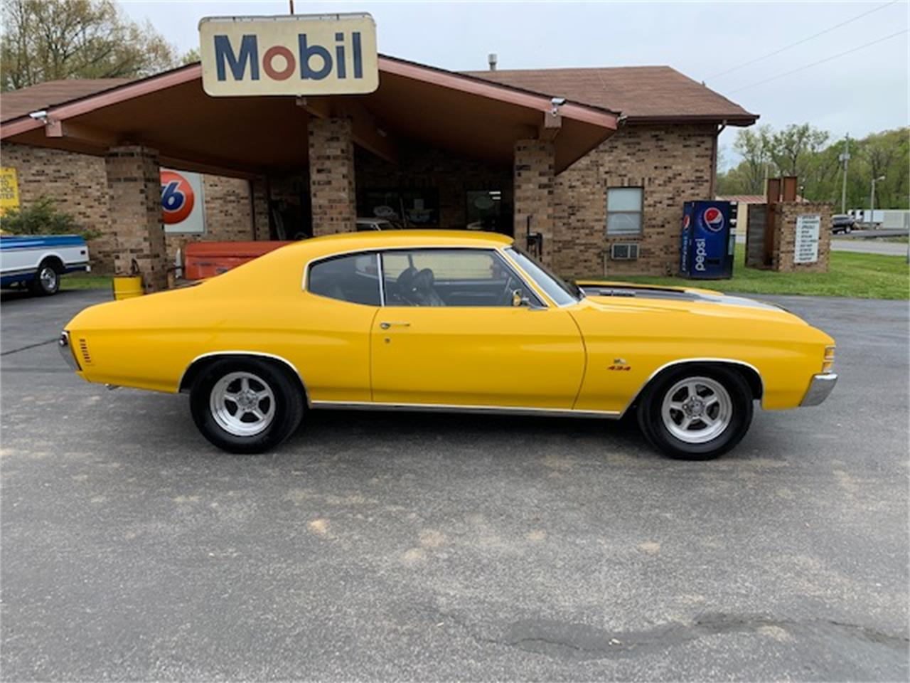 1971 Chevrolet Chevelle (CC-1343639) for sale in Dongola, Illinois