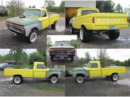 1965 Ford F100 (CC-1343642) for sale in Eustis, Florida