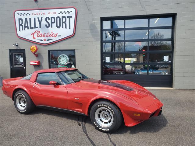 1979 Chevrolet Corvette (CC-1343643) for sale in Canton, Ohio