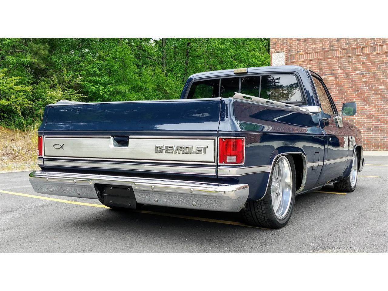1987 Chevrolet C10 (CC-1343651) for sale in Cumming, Georgia