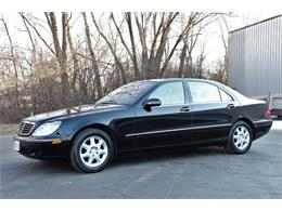 2002 Mercedes-Benz S500 (CC-1343676) for sale in Alsip, Illinois