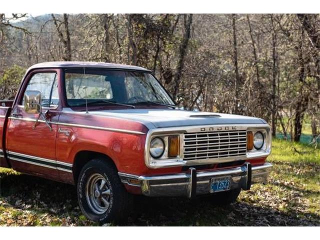 1978 Dodge D150 (CC-1340369) for sale in Cadillac, Michigan