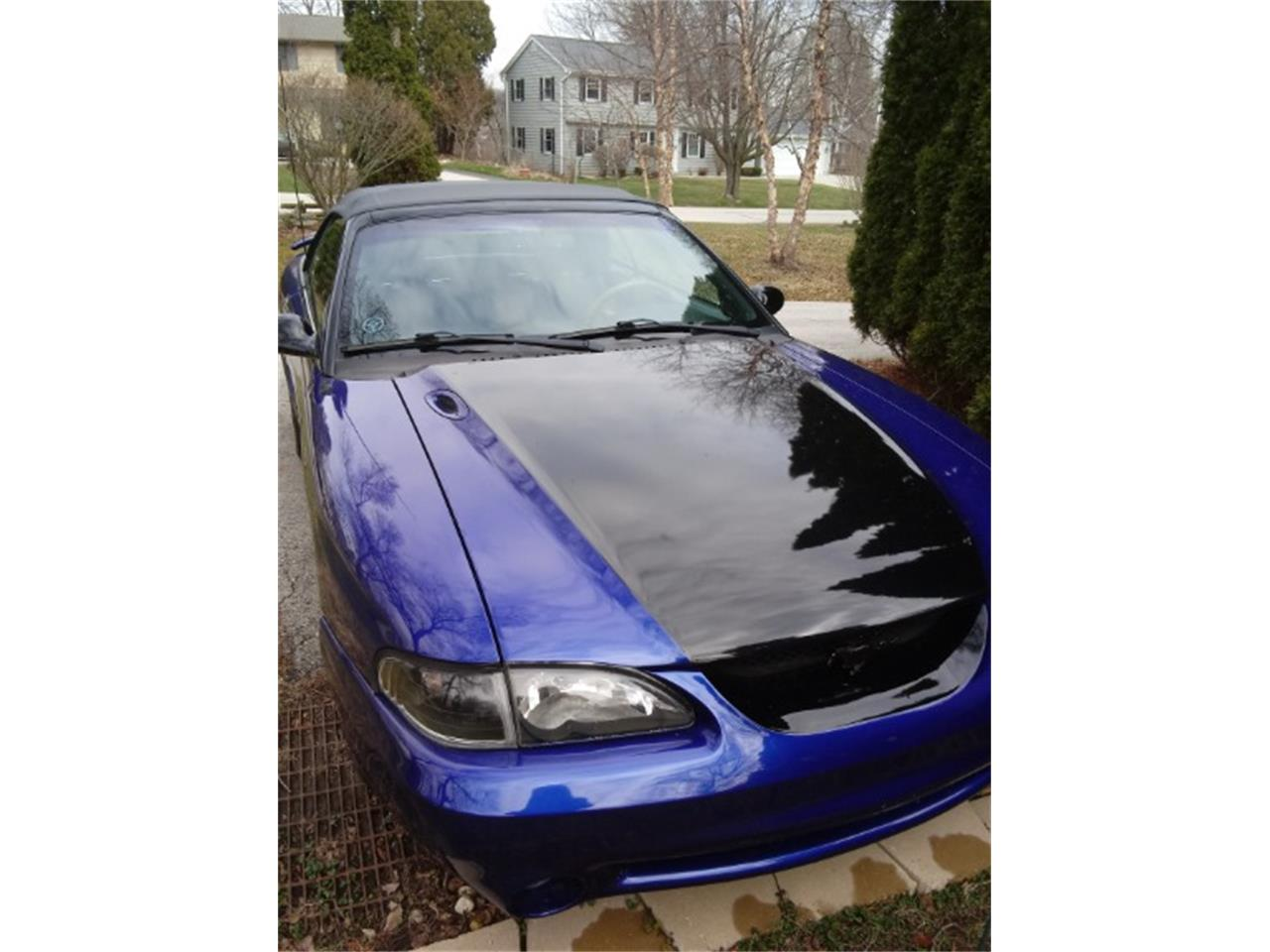1996 Ford Mustang (CC-1343703) for sale in Mundelein, Illinois