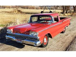 1959 Ford Ranchero (CC-1343706) for sale in Cadillac, Michigan