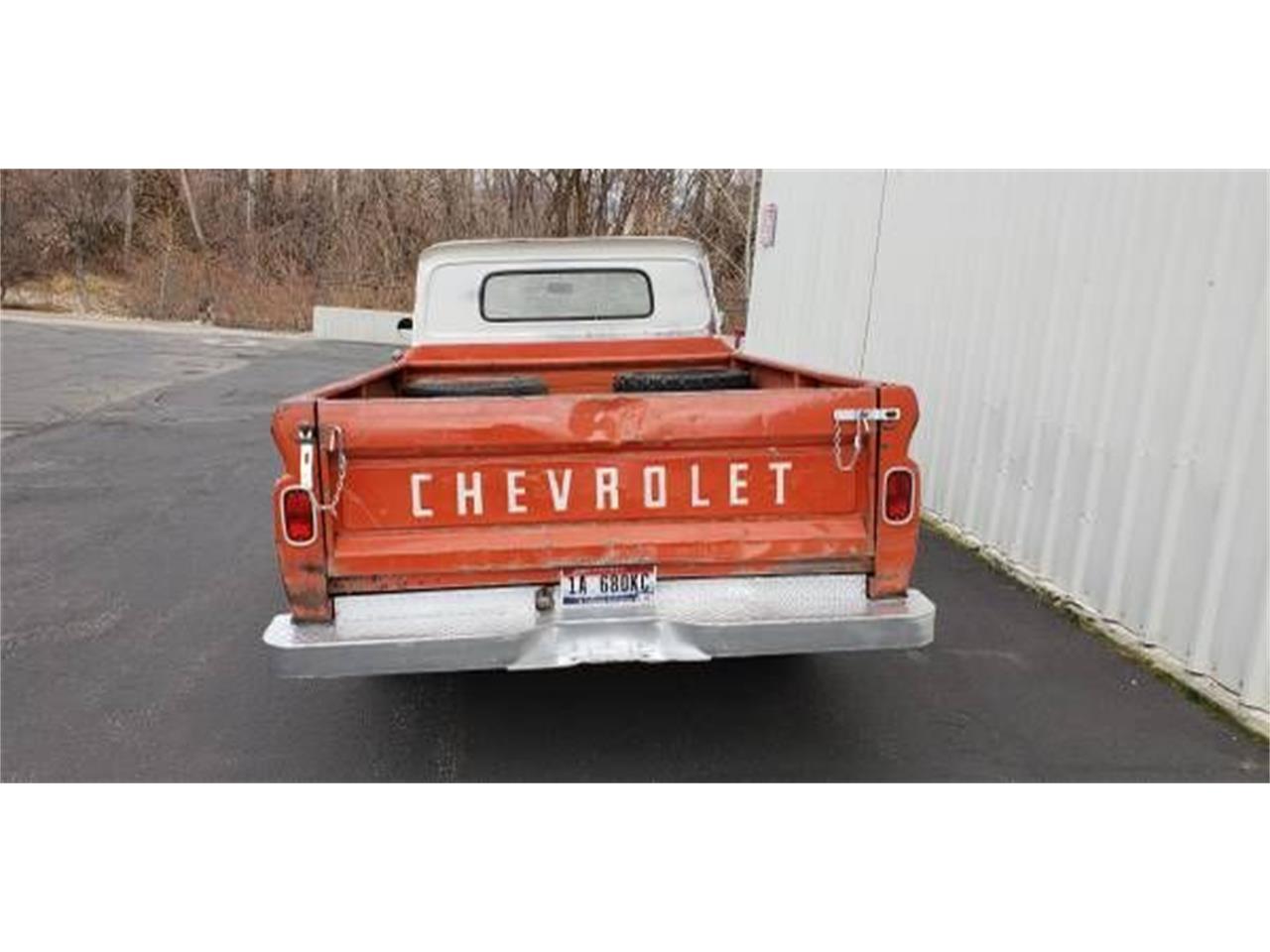 1964 Chevrolet C10 (CC-1343707) for sale in Cadillac, Michigan
