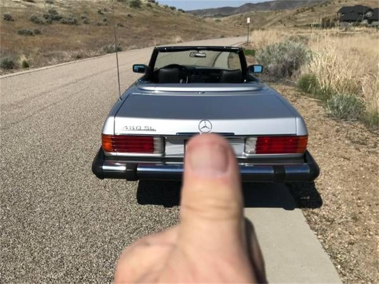 1980 Mercedes-Benz 450SL (CC-1343708) for sale in Cadillac, Michigan