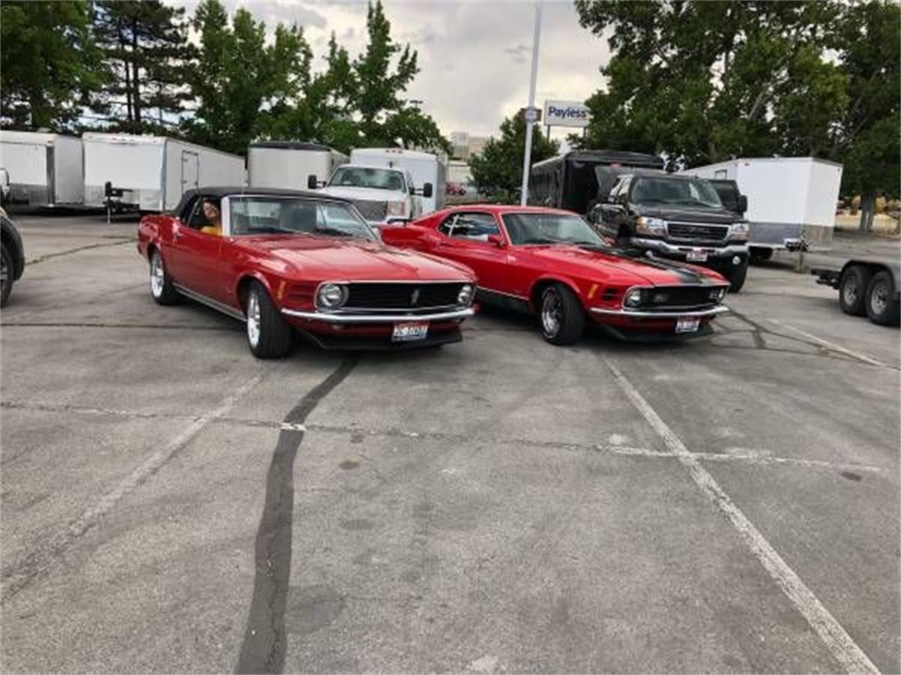 1970 Ford Mustang (CC-1343709) for sale in Cadillac, Michigan