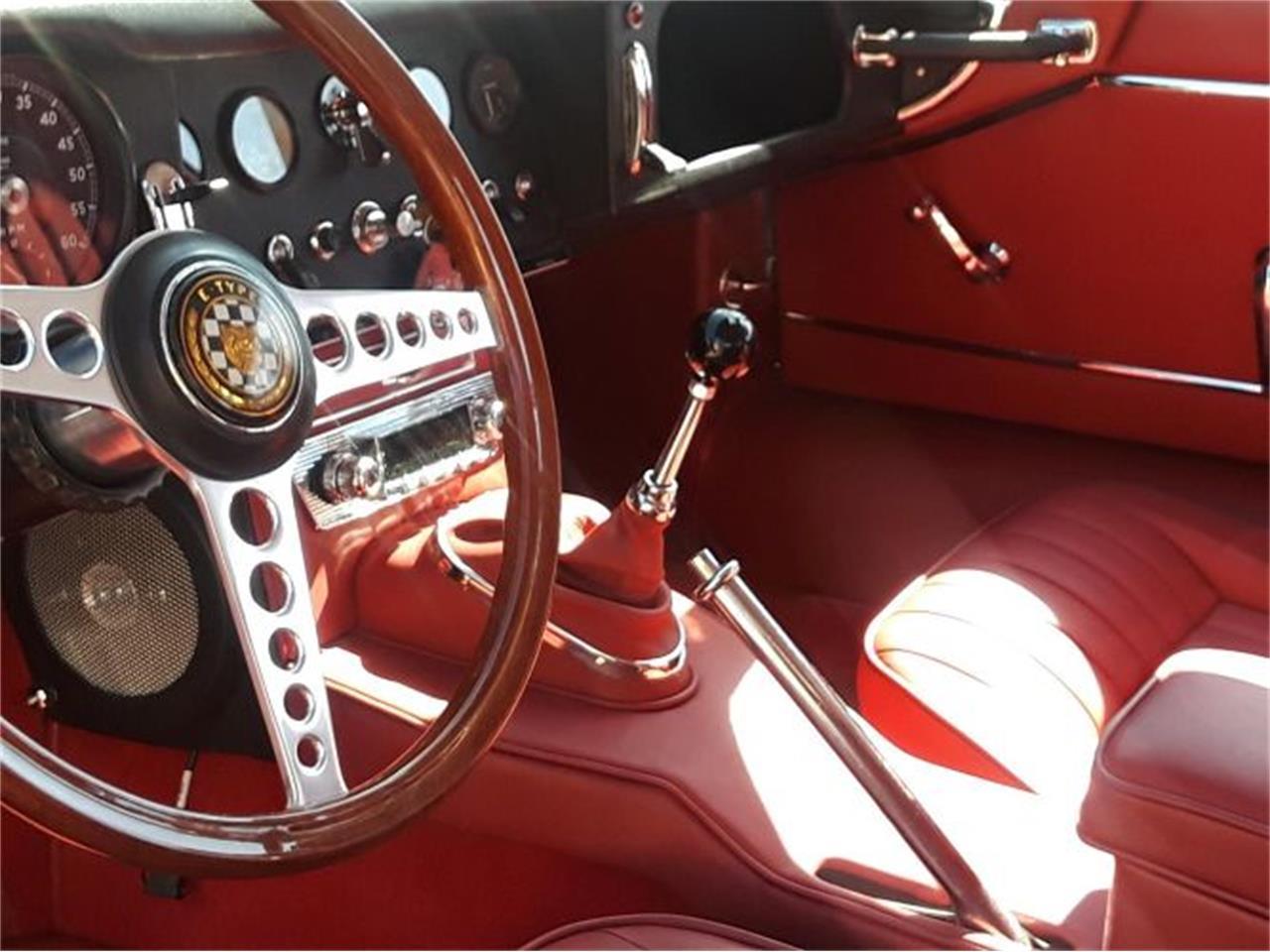 1966 Jaguar E-Type (CC-1340371) for sale in Cadillac, Michigan