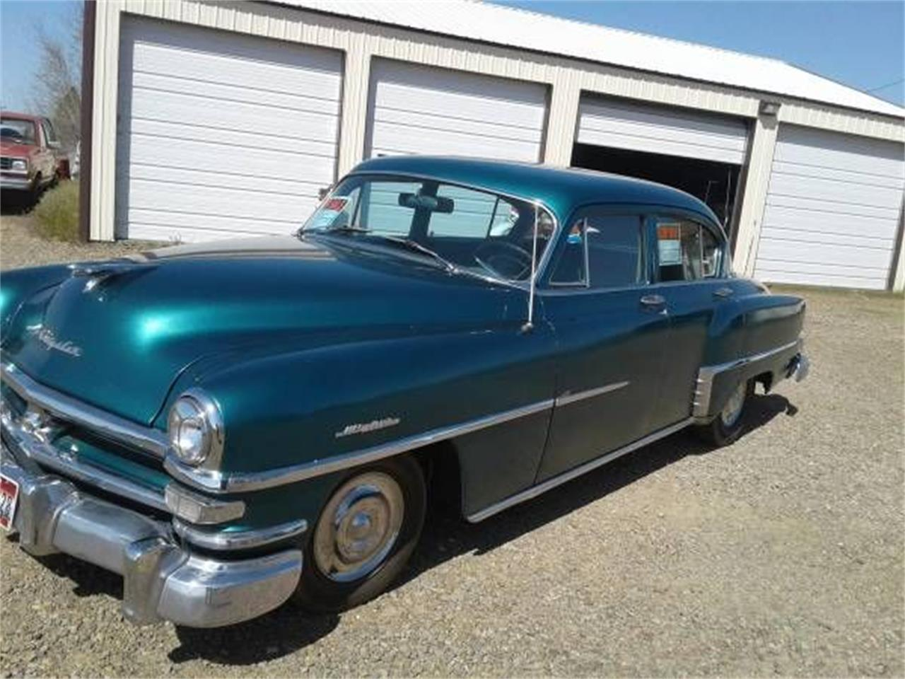 1953 Chrysler Windsor (CC-1343711) for sale in Cadillac, Michigan