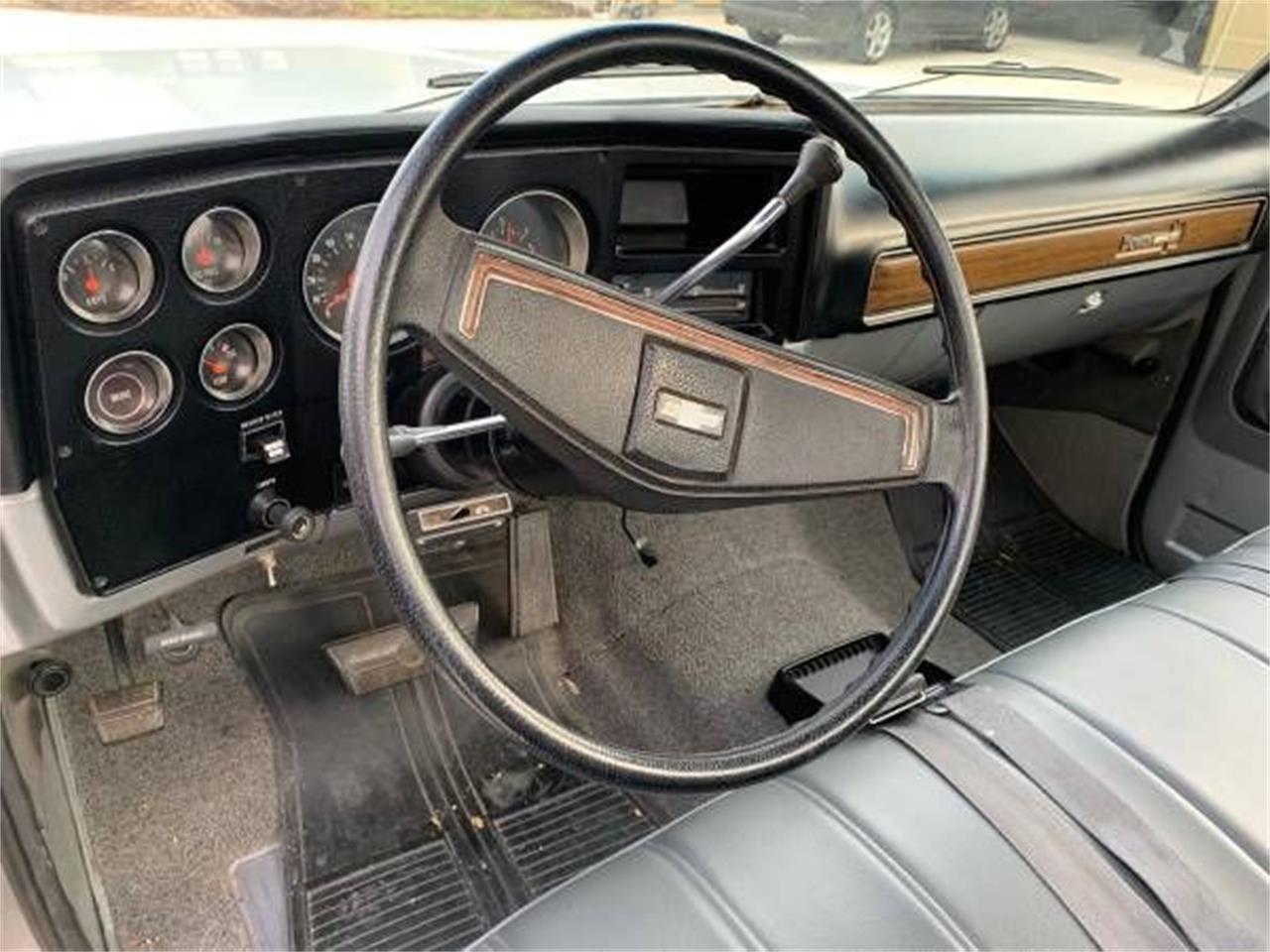 1973 Chevrolet C10 (CC-1343712) for sale in Cadillac, Michigan