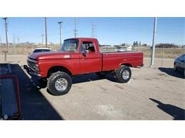 1964 Ford F250 (CC-1343715) for sale in Cadillac, Michigan
