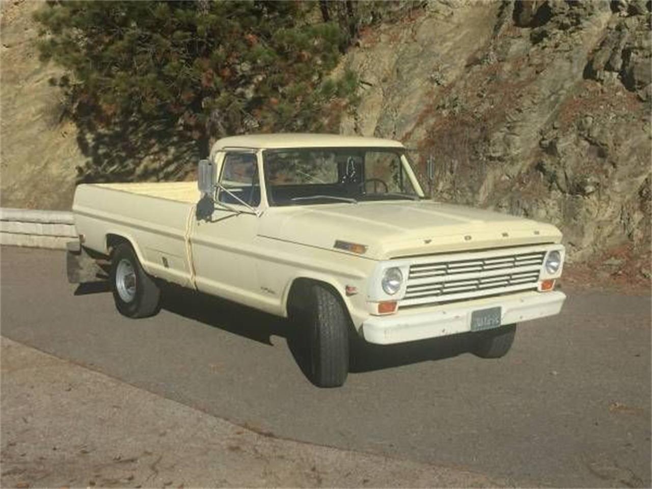 1968 Ford F250 (CC-1343717) for sale in Cadillac, Michigan