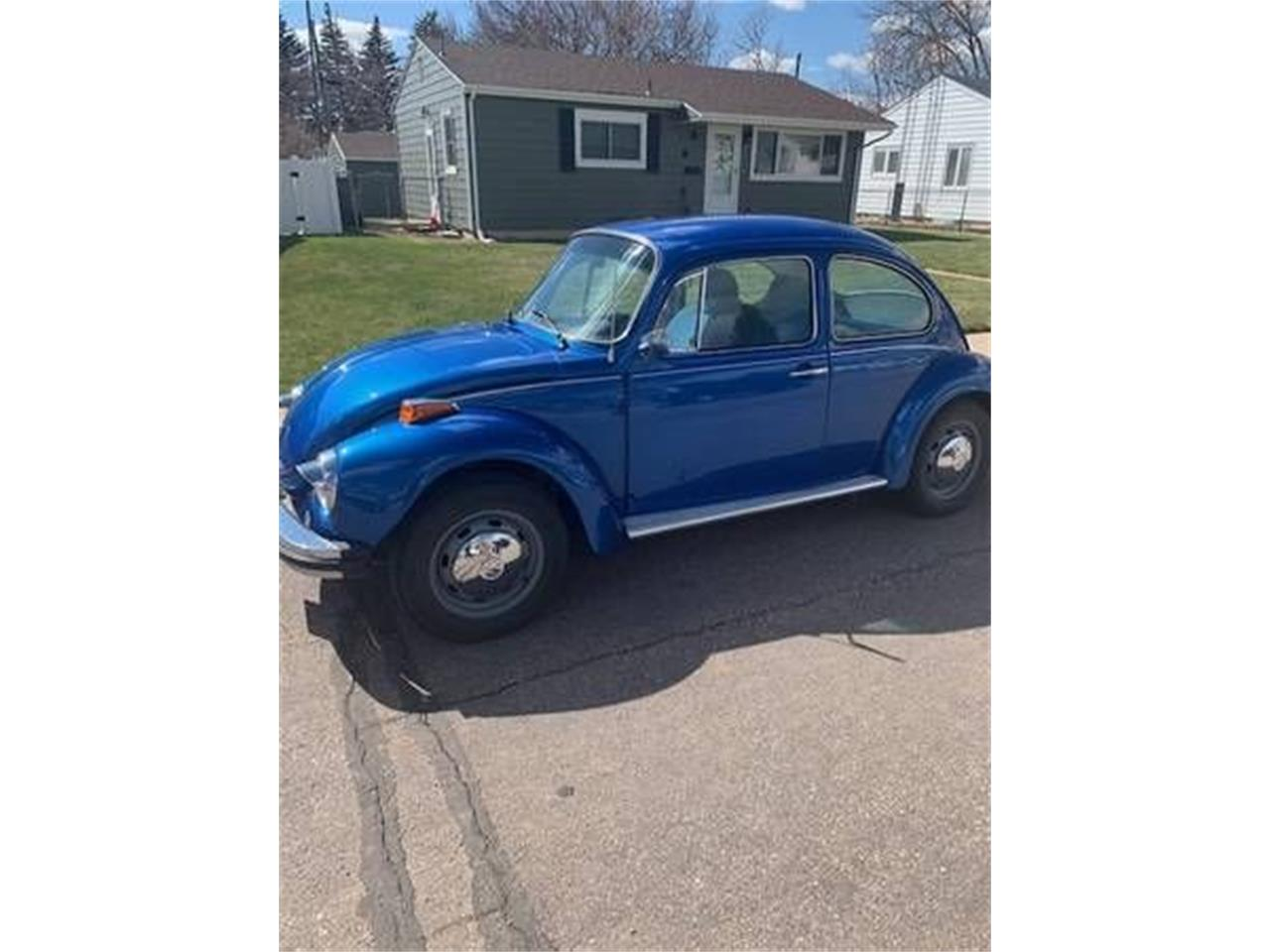 1974 Volkswagen Beetle (CC-1343719) for sale in Cadillac, Michigan