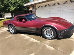 1981 Chevrolet Corvette (CC-1340373) for sale in Cadillac, Michigan