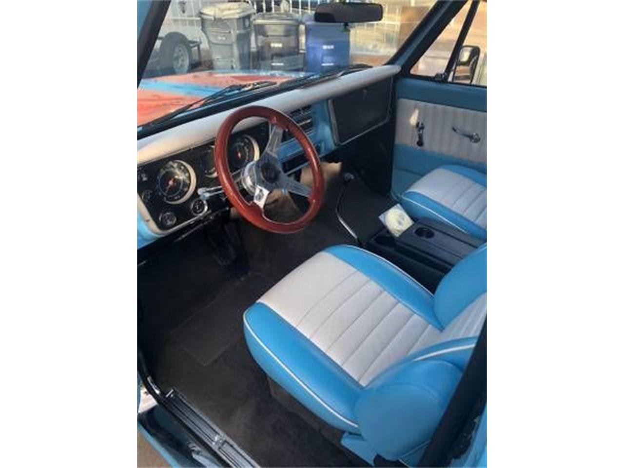 1967 Chevrolet C10 (CC-1340375) for sale in Cadillac, Michigan