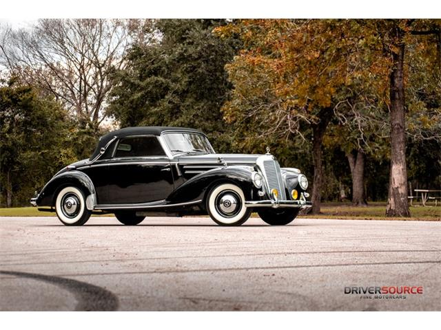 1953 Mercedes-Benz 220 (CC-1343754) for sale in Houston, Texas
