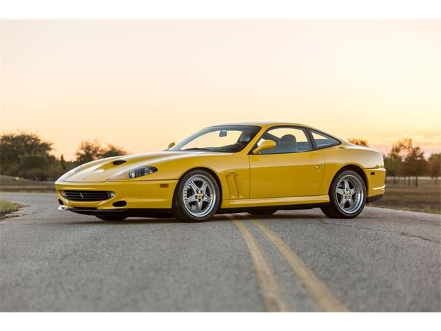 1997 Ferrari 550 Maranello (CC-1343760) for sale in Houston, Texas
