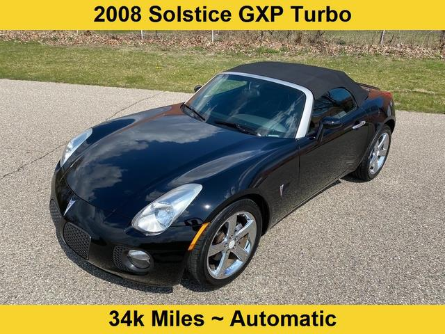 2008 Pontiac Solstice (CC-1343765) for sale in Shelby Township, Michigan