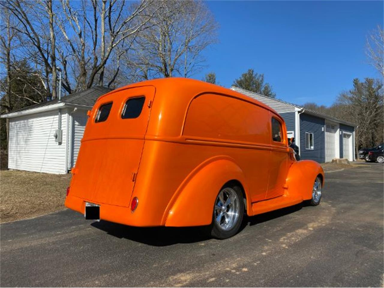 1940 Ford Panel Truck (CC-1340378) for sale in Cadillac, Michigan