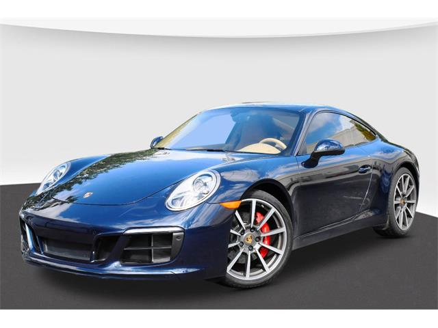 2017 Porsche 911 (CC-1343793) for sale in Boca Raton, Florida