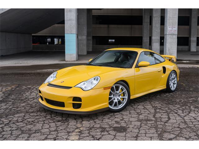 2004 Porsche 996 GT2 (CC-1343829) for sale in Pontiac, Michigan