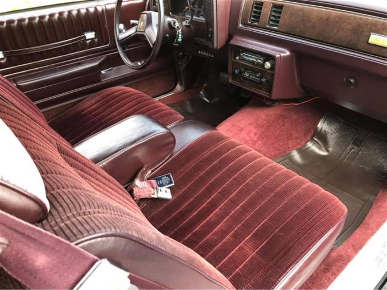 1985 Chevrolet Monte Carlo (CC-1340383) for sale in Cadillac, Michigan