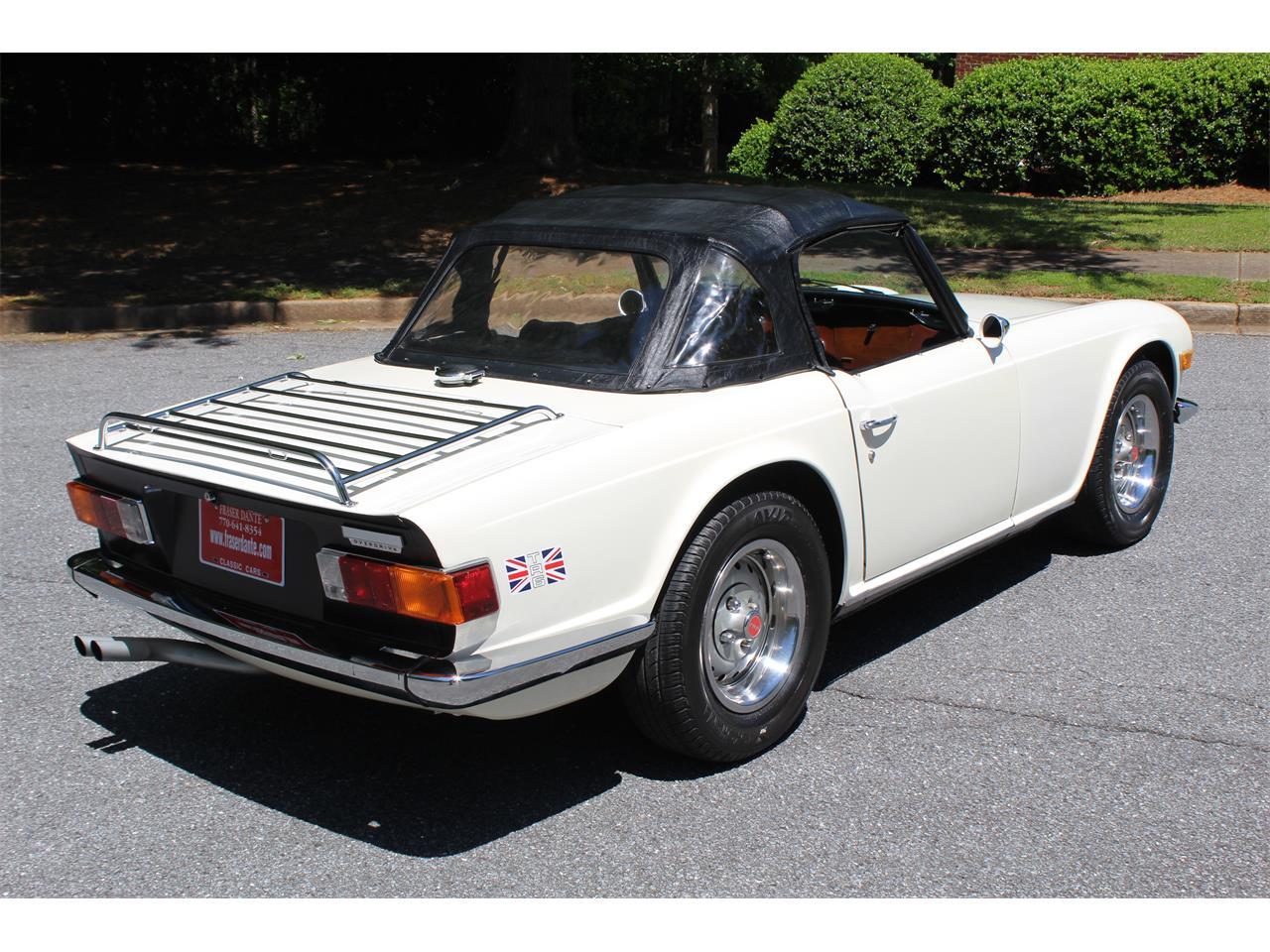 1974 Triumph TR6 (CC-1343832) for sale in Roswell, Georgia