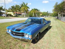 1971 Chevrolet El Camino SS (CC-1343833) for sale in Miami, Florida