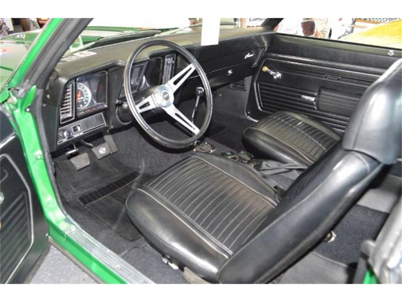 1969 Chevrolet Camaro (CC-1343836) for sale in Bristol, Pennsylvania
