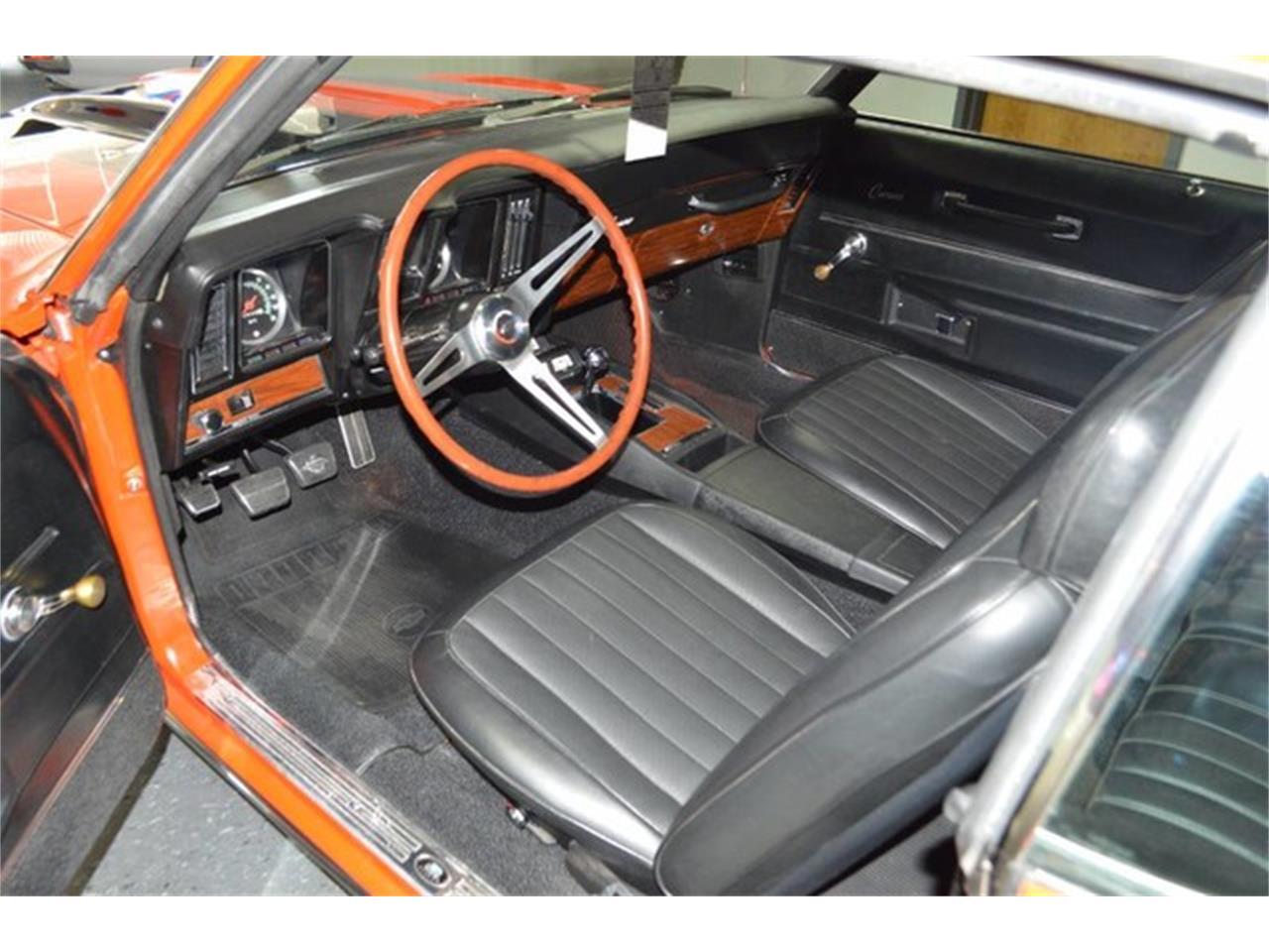 1969 Chevrolet Camaro (CC-1343840) for sale in Bristol, Pennsylvania