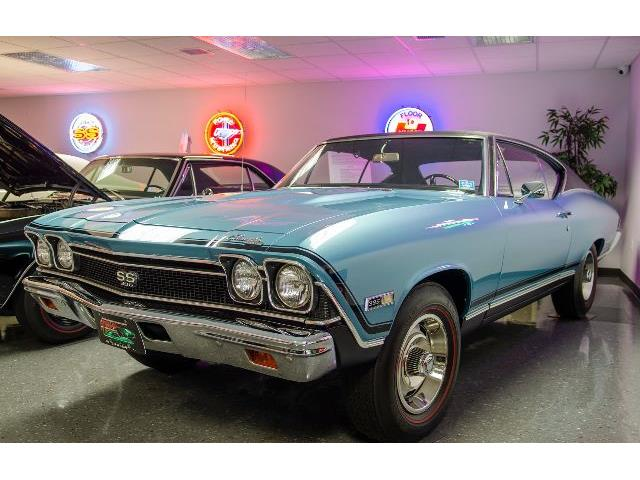 1968 Chevrolet Chevelle SS (CC-1343848) for sale in Bristol, Pennsylvania