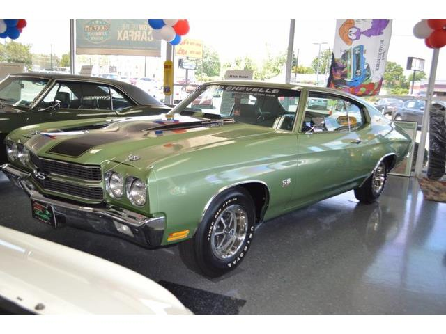 1970 Chevrolet Chevelle SS (CC-1343850) for sale in Bristol, Pennsylvania