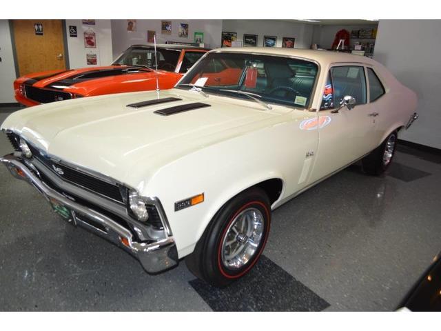 1969 Chevrolet Nova (CC-1343853) for sale in Bristol, Pennsylvania