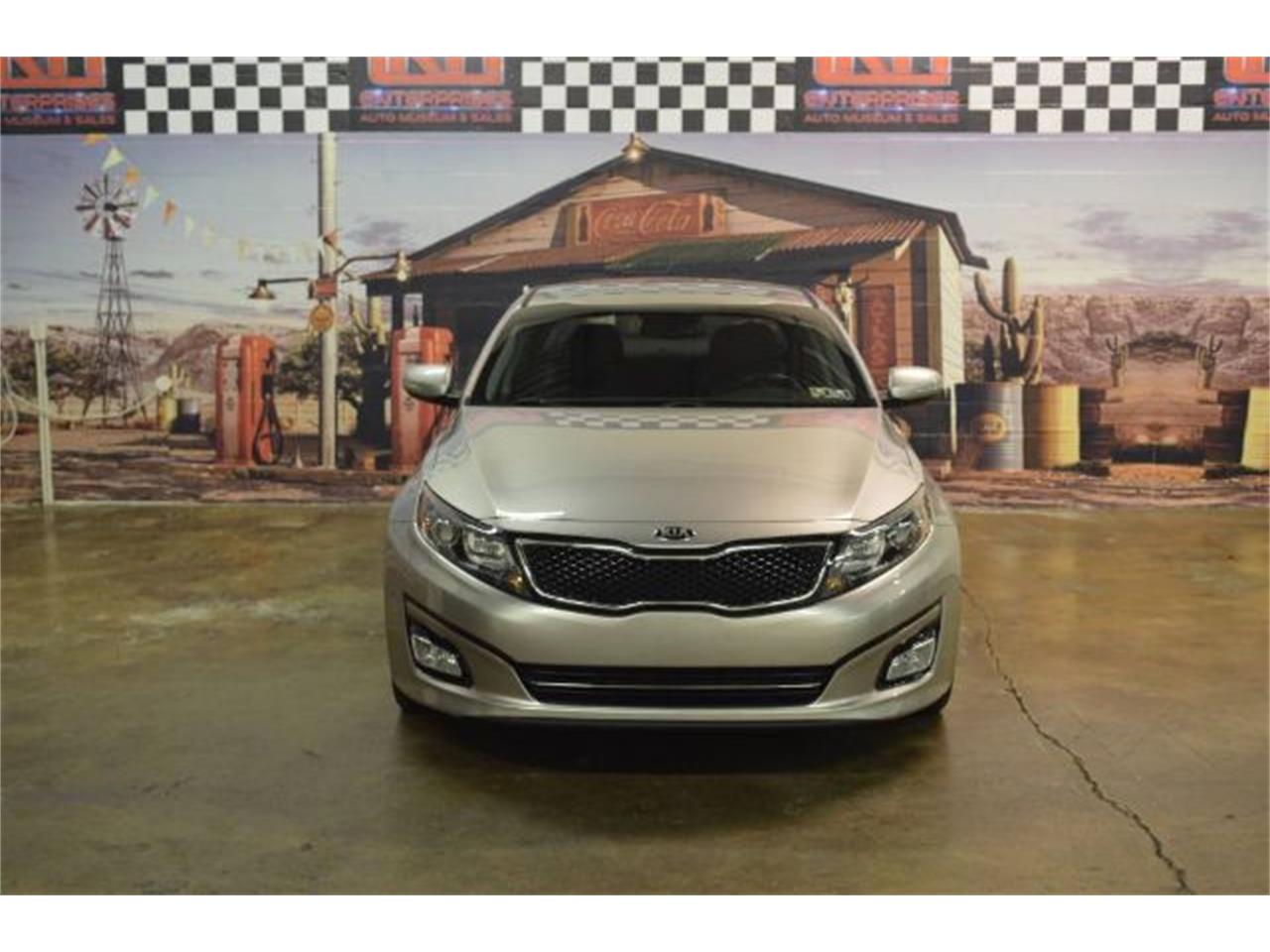 2015 Kia Optima (CC-1343864) for sale in Bristol, Pennsylvania