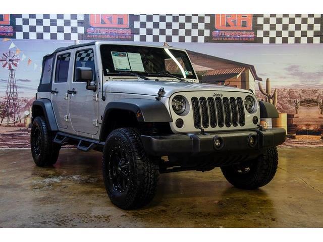 2009 Jeep Wrangler (CC-1343867) for sale in Bristol, Pennsylvania