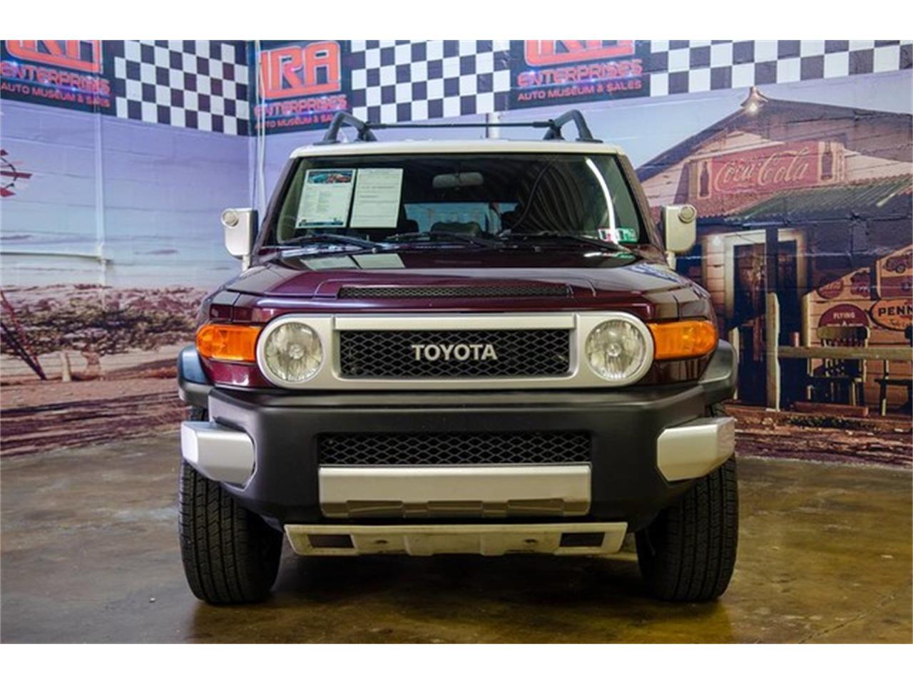 2007 Toyota FJ Cruiser (CC-1343869) for sale in Bristol, Pennsylvania