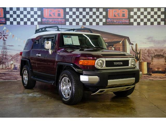 2007 Toyota FJ Cruiser (CC-1343869) for sale in Bristol, Pennsylvania