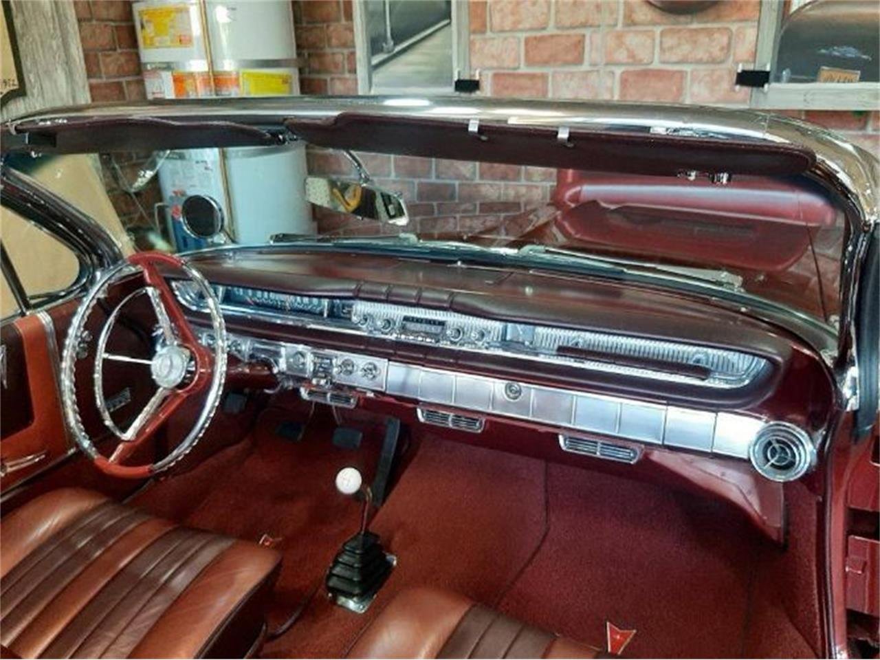 1961 Pontiac Bonneville (CC-1340387) for sale in Cadillac, Michigan