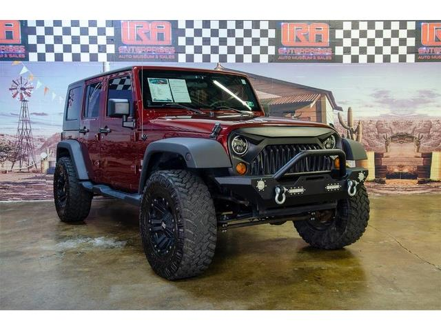 2009 Jeep Wrangler (CC-1343875) for sale in Bristol, Pennsylvania