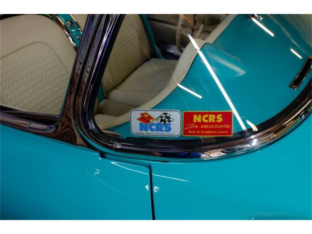 1957 Chevrolet Corvette (CC-1343878) for sale in Bristol, Pennsylvania
